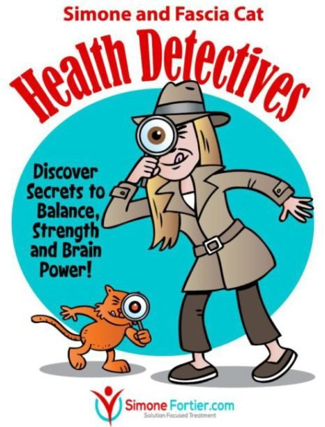 Health Ditectives books