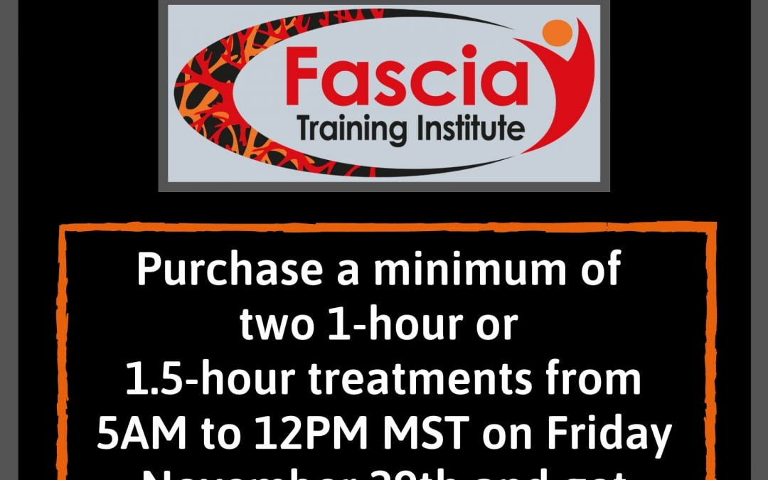 Black Friday Exclusive Fascia Sale
